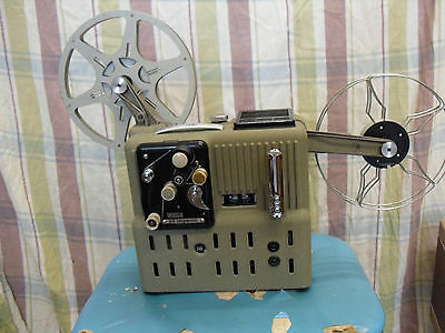 Eumig Wien P8 Projector 8mm With Own Case