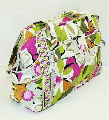 Vera Bradley Make a Change Baby Bag Portobello Road New With Tag