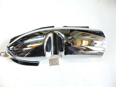 Honda Goldwing Gl 1800 Gl1800 Exhaust Shield Cover Muffler Cover Left Damaged 4