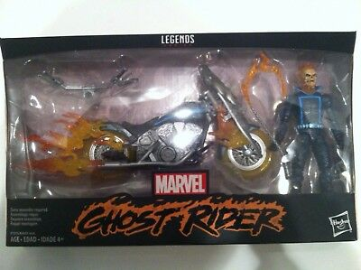 Marvel Legends Series Deluxe Ghost Rider BRAND NEW