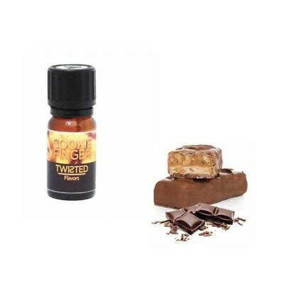 Twisted aroma conc Cookie Finger 10 ml
