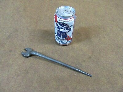 "Armstrong 901A,Mini-Spud Wrench,7/16 Opening,9-3/8""OAL~SCARCE     #AS3.31.18"