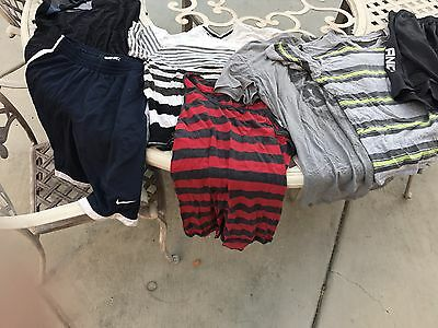 Lot Of Menswear Size Large To XL Major Brands Wholesale 12 Pieces