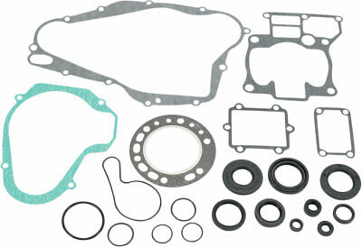 Moose Racing Complete Engine Gasket Kit w/ Oil Seals (M811822)