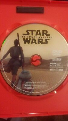 Star Wars: The Force Awakens (DVD) Brand New *READ DESCRIPTION*