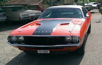 Challenger RT / SE, 440-6Pack, 1970
