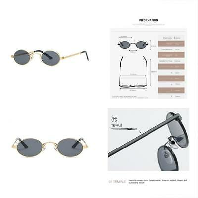 3c5b979df87 Kimorn Sunglasses Small Round Metal Frame Oval Candy Colors Unisex Glasses  K0577