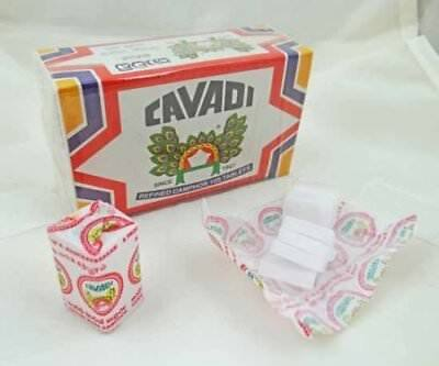 Cavadi Refined Camphor 105 Tablets flammable strong aroma ...katpooram
