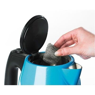 10x Kettle Descaler Limescale Remover Prevent Furring Hard Water Wires Mesh Ball