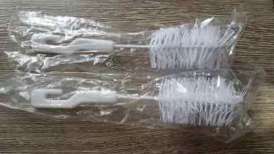 Tommee Tippee Teat Brush Two Packs