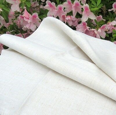 """Old French Cotton Linen Metis Dish Towel, 40"""" x 28 ¾"""""""