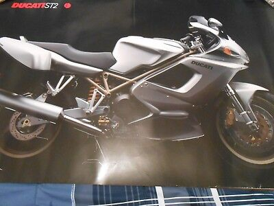 Ducati Sport Touring    St2      Poster                Large