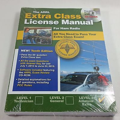 Extra Class license Manual