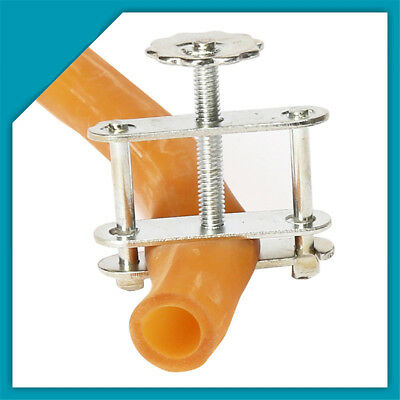 5pcs/lot Screw water stopper for the silicon tubes,flow control clips