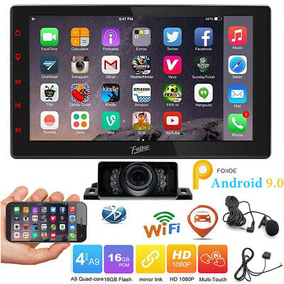 "7""Smart Android 6.0 4G WiFi Double 2DIN Car Radio Stereo DVD Autoradio GPS 1080P"