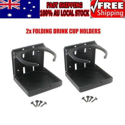 AU 2in1 Car Air Vent Cup Bottle Holder Adjustable Drink Stand with Phone Mount