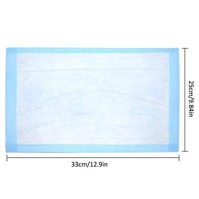 30 Waterproof Large Bed Pad Mattress Sheet Protector Disposable Absorb Underpad