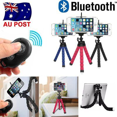 Flexible Mini Octopus Tripod Bracket Holder Mount for iPhone Smartphone Camera