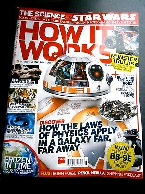 How It Works Magazine Issue 106 (new)