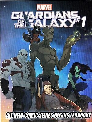 Flyer Marvel - Guardians of the Galaxy # 1