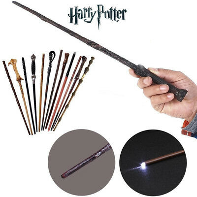 Harry Potter Magic Wand Hermione Characters LED Film Cosplay Fancy Dress Party