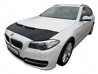 BONNET BRA for BMW 5 series F10 2010-2017 STONEGUARD PROTECTOR Tuning