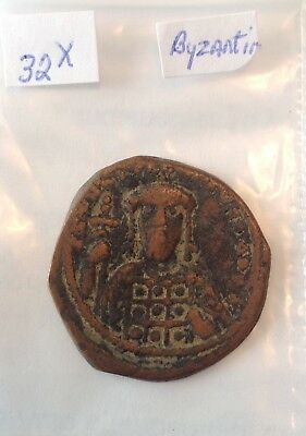 Ancient Byzantine Empire Coin In remarkable condition 👍🏼Lowest Price on ebay!