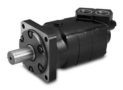 Hydraulic Motor 59.90 Cu.in/rev Crosses Over To A Char-Lynn 112-1069 Pi