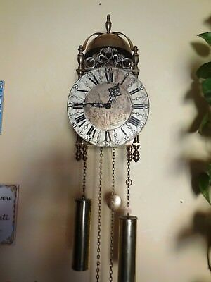 orologio Lanterna Rolf Evens HALFSTEAD Lantern Clock Antique Large