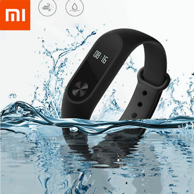 Xiaomi Mi Band 2 Smart Watch Bracelet Compatible OLED Touchpad Monitor Hear