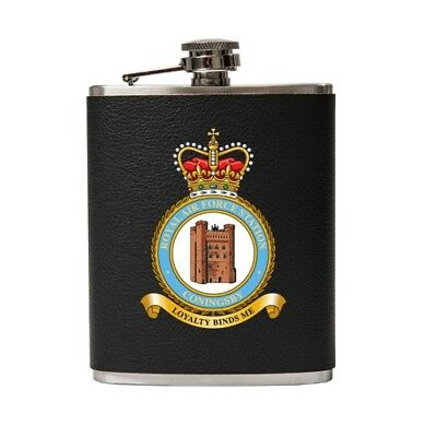 RAF Coningsby Hip Flask - Royal Air Force