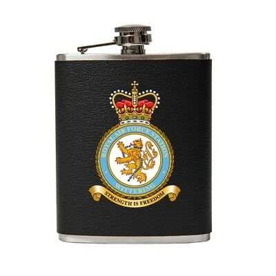 RAF Wittering Hip Flask - Royal Air Force