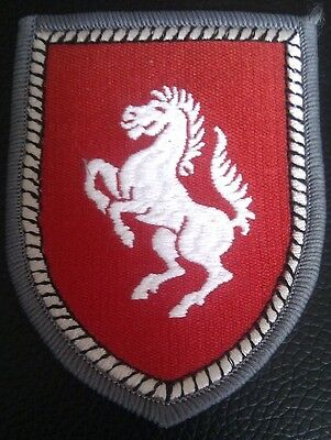 ✚1931✚ German Army Bundeswehr sleeve patch insignia 7th PANZER DIVISION