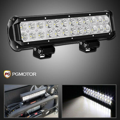 12inch LED Light Bar CREE Spot & Flood Combo Offroad Light Jeep Boat Ford Pickup