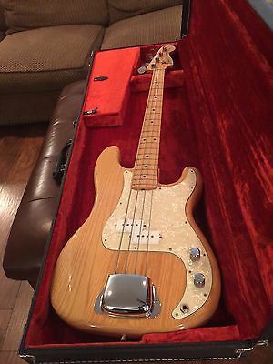 """1975 Fender Precision Bass in """"Mint"""" Condition"""