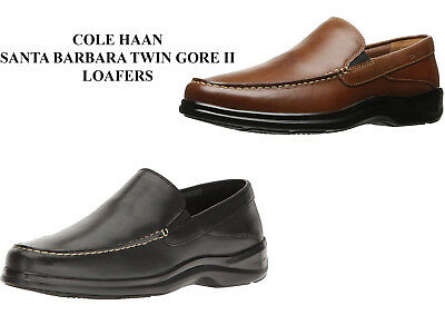 d1181c0bff5 Men Cole Haan Santa Barbara Twin Gore II Slip On Loafers Medium   Wide Shoes  NEW