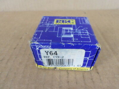 RBC Bearings Y64 Cylindrical Yoke Roller