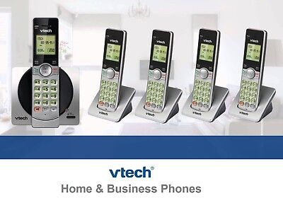 Landline Set DECT 6.0 Cordless Telephone Portable Wireless Home  LCD Phone lot