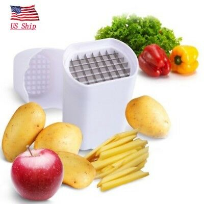 USA New Durable Potato Fries One Step Natural French Fry Vegetable Fruit Cutter
