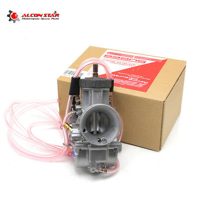 Keihin PWK 42mm Air Striker Carb Carburetor for 2T/4T motorcycle engine scooter