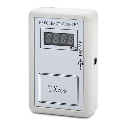 FC-1 Handheld Wireless Remote Control Frequency Tester