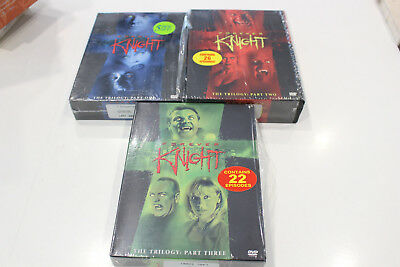 As New - Forever Knight - The Trilogy: Part 1,2,3 - DVD - Region 1