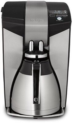 12 Cup Coffee Maker Optimal Brew Programmable Thermal Carafe Stainless Steel