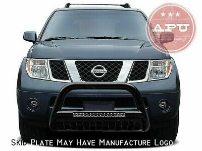 APU Fits 13-18 Pathfinder Stainless Grille Bumper Protector Brush Guard Push Bar