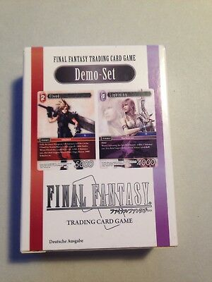 Final Fantasy TCG Demo-Set