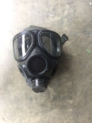 US Military Gas Mask 3M FR-M40-20 Size S