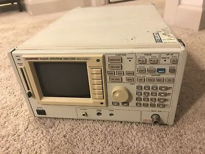 Advantest R3261D Spectrum Analyzer