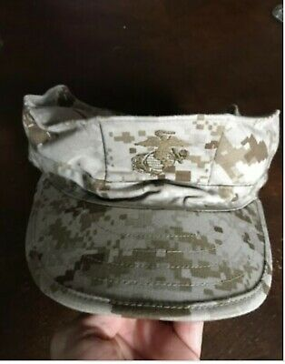 Usmc Marpat Desert, Woodlands Digital, Vintage Camo Cover Garrison 8 Point Hat