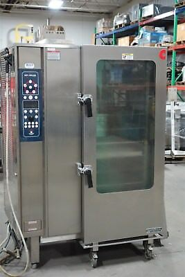Used Alto-Shaam ML 20.20G Convotherm Oven Roll Out Rack Convection Steam