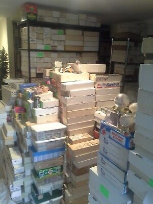 HUGE LOT OF 3000 Baseball Cards, 1970's-2000's, 200+ Rookies, Free Shipping!!!!